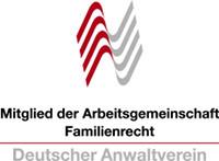 Logo DAV - Arbeitsgemeinschaft Familienrecht