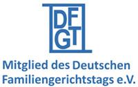 Logo Deutscher Familiengerichtstag e.V.