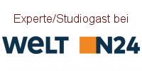 Logo Welt N24